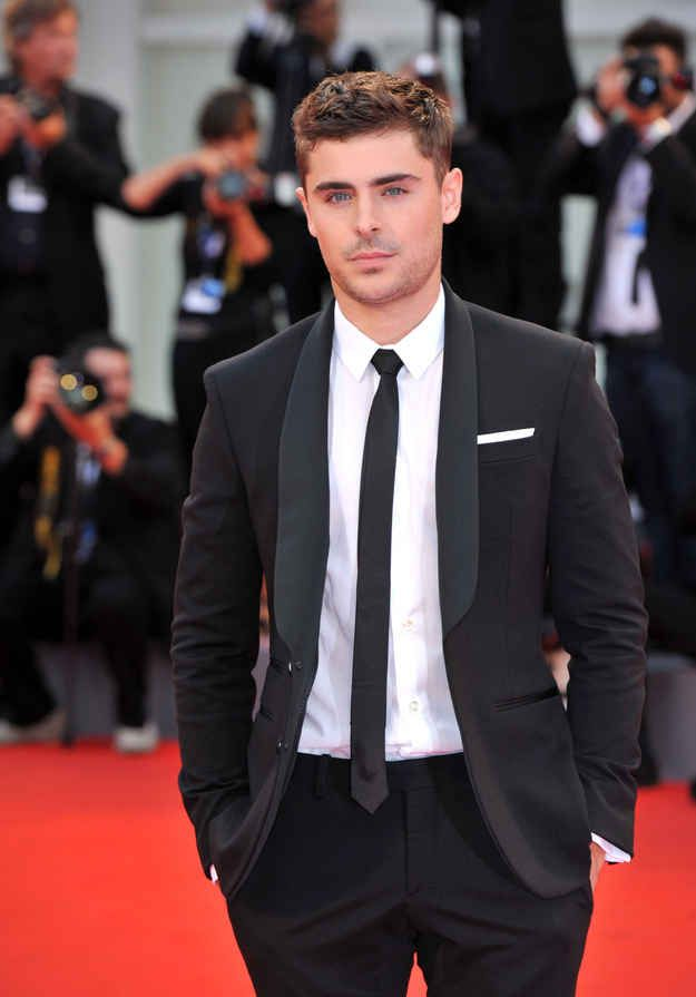 Zac Efron... can we all just take a second to appreciate how beautiful he is?