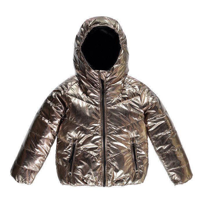 Finger in the Nose Snowdance Reversible Down Jacket Copper Coal
