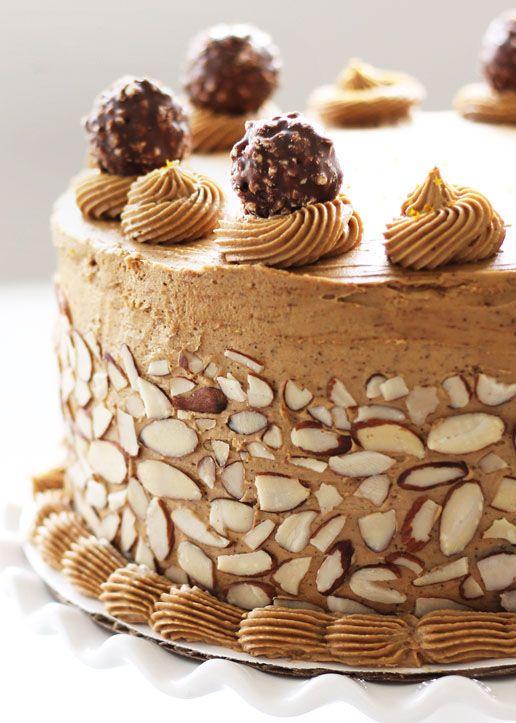 //YUMMY!!! Mocha Espresso Cake #cakes #treats #recipes