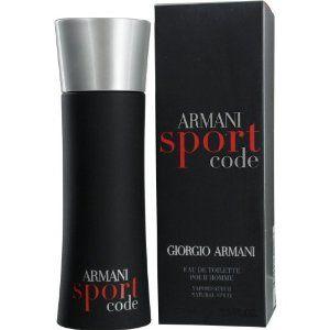 Armani Code Sport eau de toilette 75 ml Cod: 3605521322203 Prezzo: 67,60€  Spedizione gratuita #profumiuomo #profumio