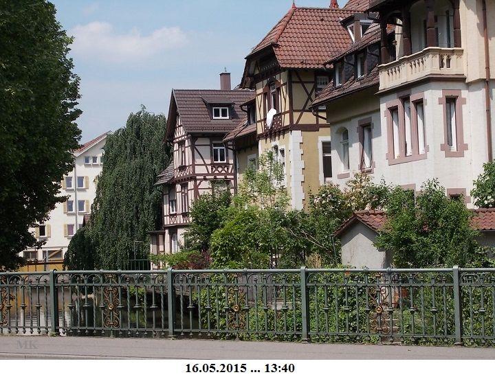 Die Häuser am Kanal sind schön … – Marianne Knip