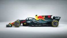 Red Bull Racing 2018 concept