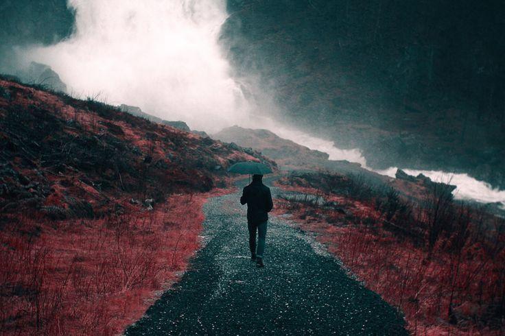 Nie ważne jak długo idziesz w dobrym kierunku. Ważniejsze od tego, jest czy dasz radę iść jeszcze dłużej. Mimo wiatru, który wieje ci prosto w twarz.