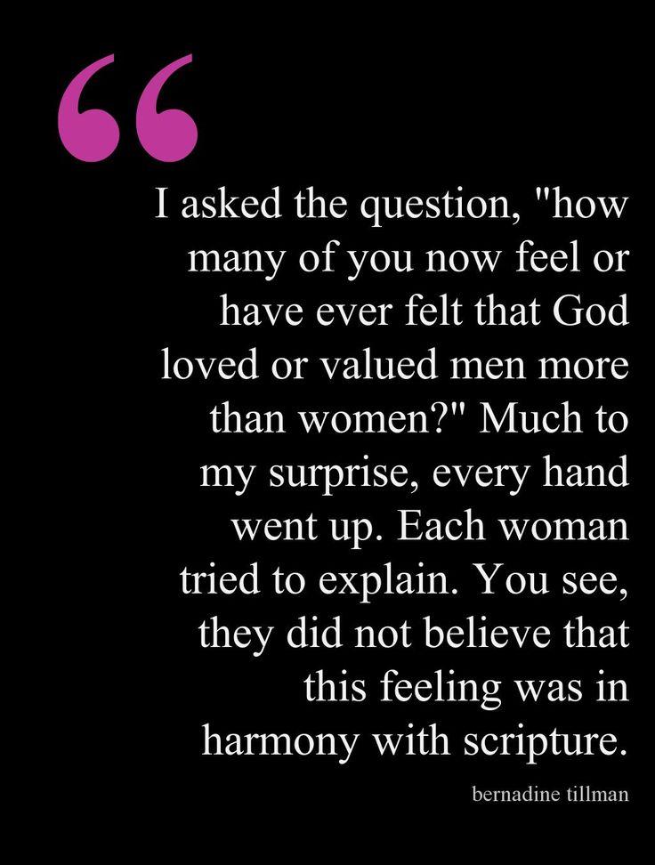 37 best gods word to women images on pinterest feminism bible a womans place in gods heart by bernadine tillman fandeluxe Choice Image