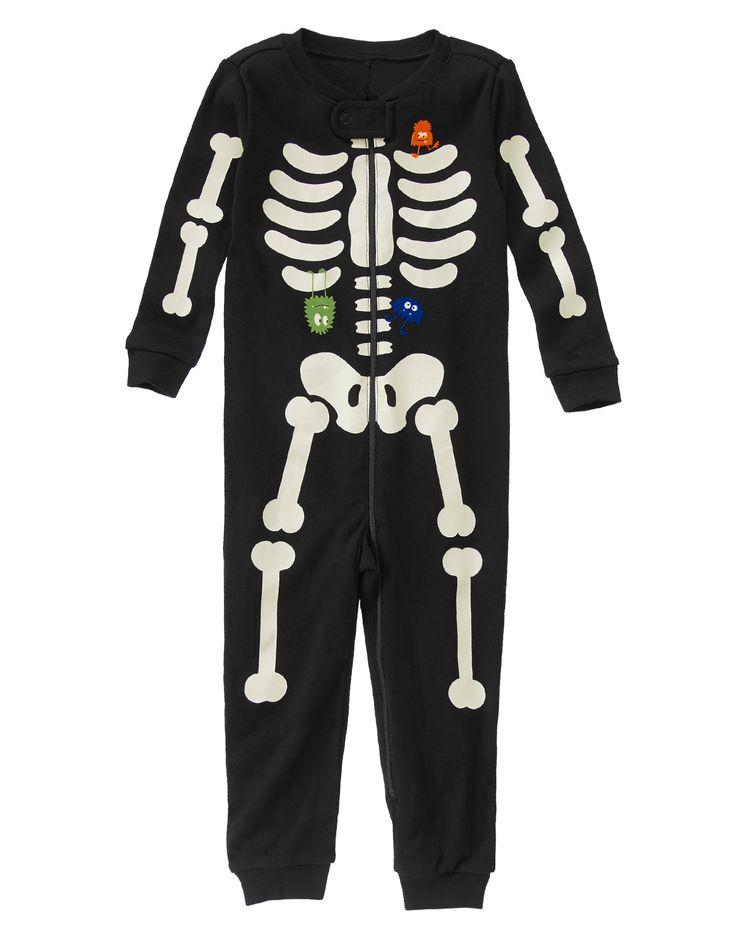 Skeleton One-Piece