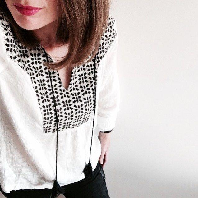 Latergram du jour  Bonne soirée à toutes...Vous faites quoi ce soir les filles???? #blouse #top #kiabi #newco #newin #fashion #instafashion #mode #look #lookoftheday #lookdujour #picoftheday #photooftheday #instapic #instadaily #ootd #outfit #outfitoftheday #boho #hippie #boheme #hippiechic #instalike #style #clothes by fullart
