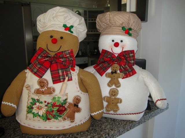Gingerbreads By Angeline