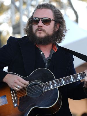 Because they all wear the long hair and the beard these days, but thank god the My Morning Jacket frontman is making them wear tailored suits again, too.