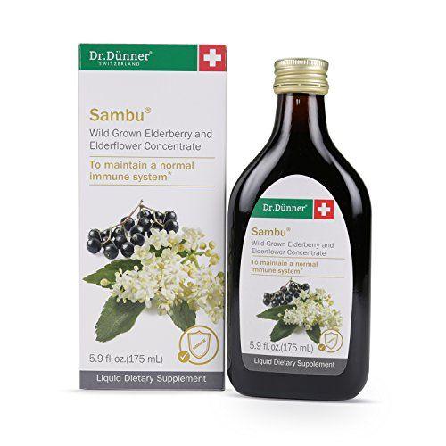 Dr Dunner Sambu Elderberry Concentrate 5.9-Ounce