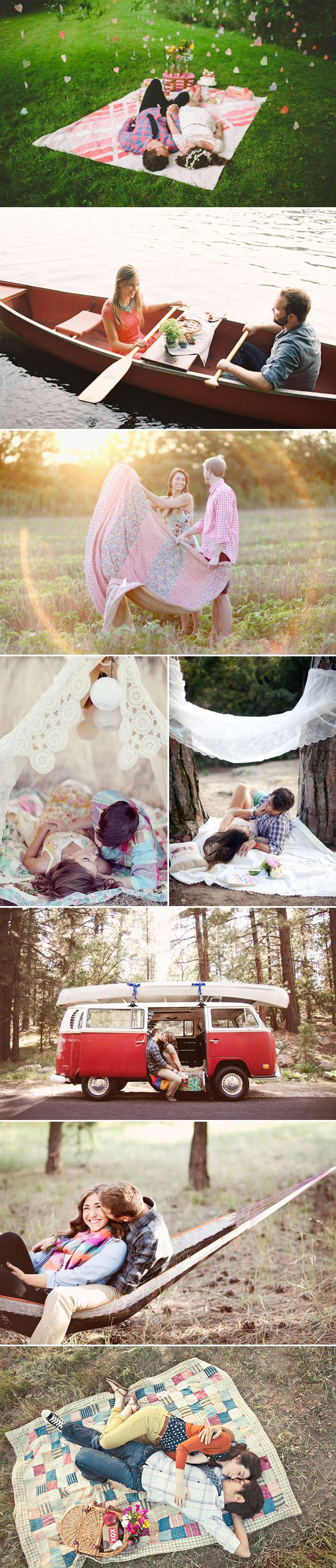 With summer fast approaching, many of you lovelies are probably getting ready for some outdoors engagement shoots. We figured it's about time to share some summery engagement photo ideas. Remember that your engagement photos should tell your love story, show your unique style as a couple, and include some of your favorite activities and places. …