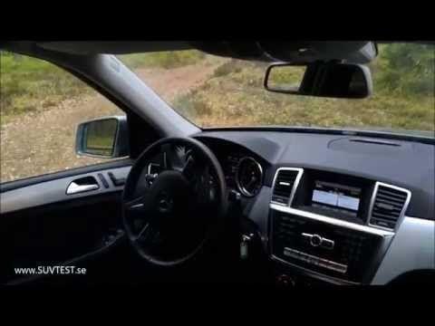 Mercedes-Benz ML 350 BlueTEC 4MATIC (Björn Sennbrink on Cars)