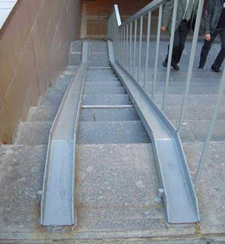 M s de 25 ideas incre bles sobre rampa para sillas de for Rampa de discapacitados
