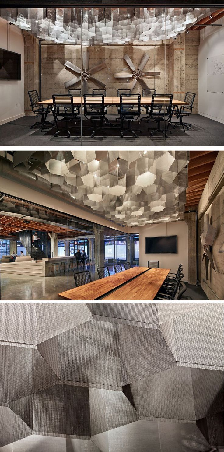 (21) IWAMOTOSCOTT ARCHITECTURE designed the offices of Heavybit Industries, located in the SOMA district of San Francisco, California. | Pinterest