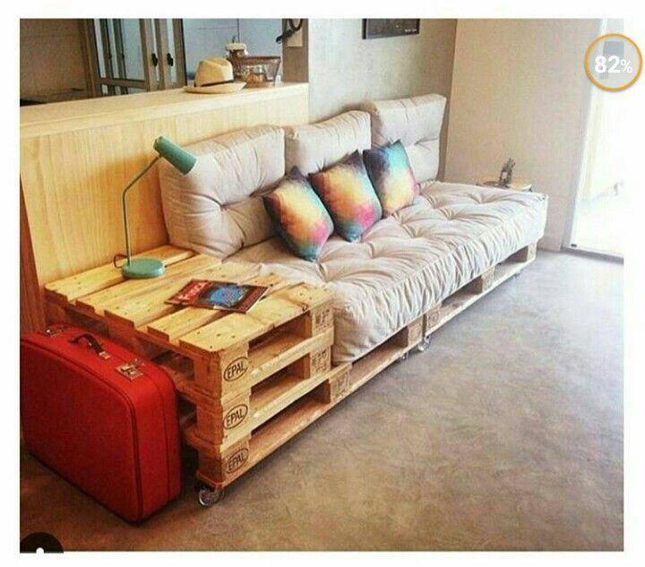Sofa pallets