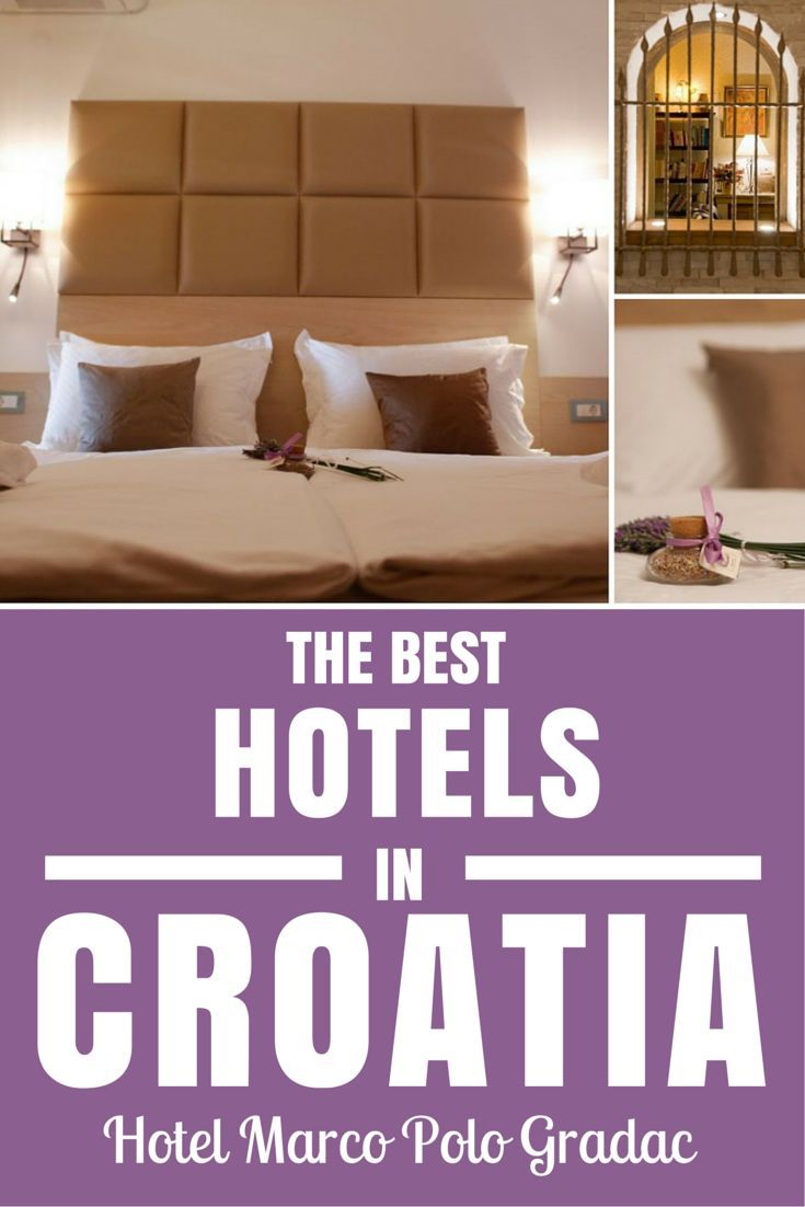 Things to do in Croatia: Hotel Marco Polo Gradac. The Makarska Riviera has got to be one of Croatia's best areas for beaches and for a sea-side vacation. If you think that finding a beach-front, and I mean literally beach front, boutique hotel that serves up 5 star meals and service sounds too expensive and out of your budget, think again. Jot down the name 'Boutique Hotel Marco Polo'. Here you'll be delighted with 3 star prices with 5 star quality.