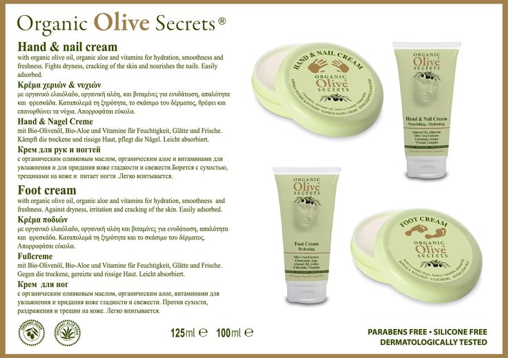 Olive Hand & Foot Care