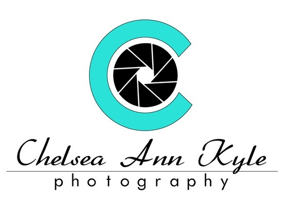 Logo design for Portland OR photographer Chelsea Ann Kyle