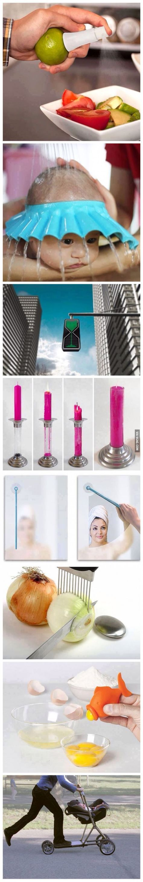 Truly useful things you never knew you needed