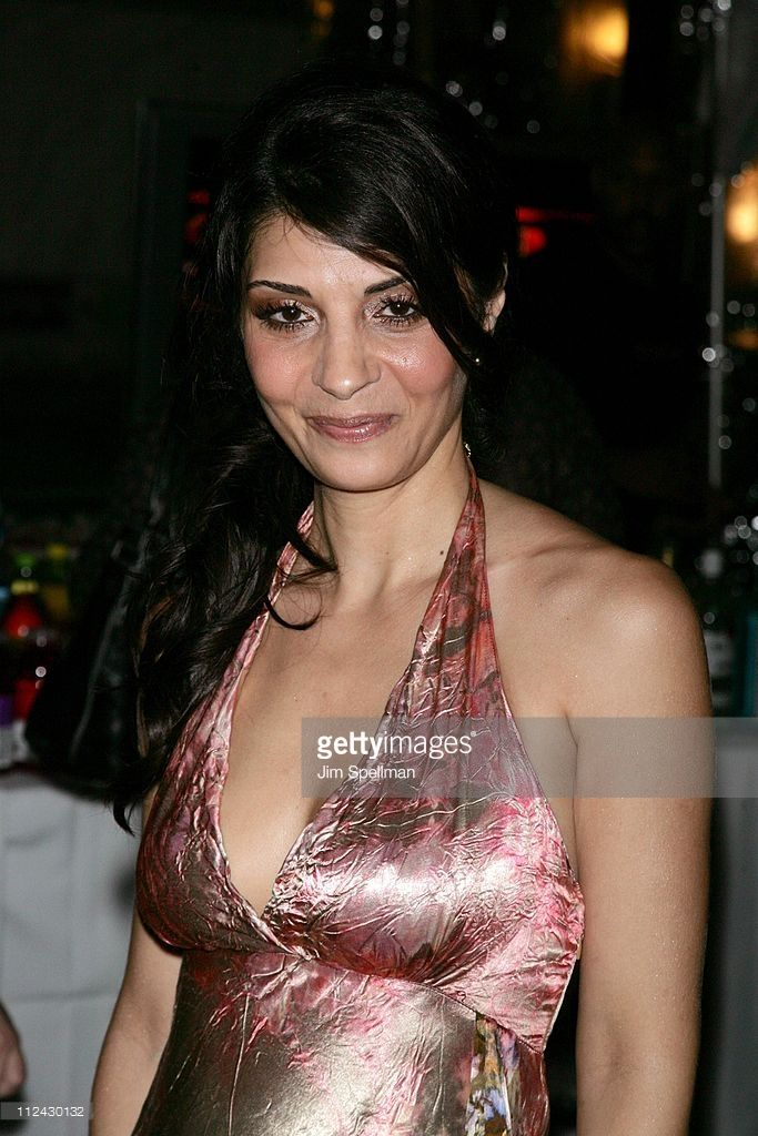 Callie Thorne during 'Rescue Me' Season Three DVD Laucnh Party at Bryant Park in New York City, New York, United States.