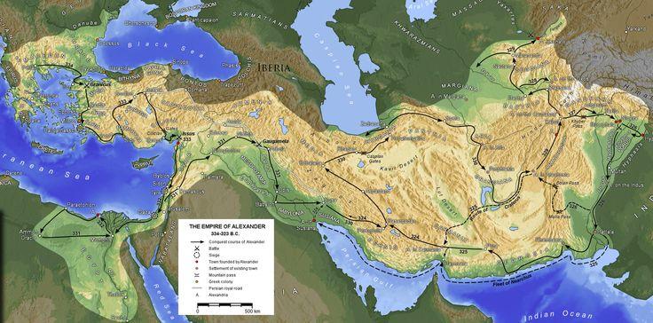 Alexander the Great (Alexander of Macedon) Biography