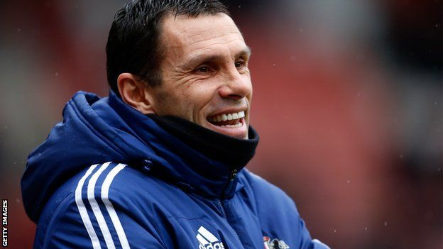 Sunderland boss Gus Poyet 'will not forget' fringe players - Article From BBC Website - http://footballfeeder.co.uk/news/sunderland-boss-gus-poyet-will-not-forget-fringe-players-article-from-bbc-website/