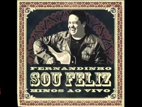 Fernandinho - Alvo Mais que a Neve  - CD Sou Feliz