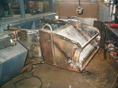 convertir un vieux pick up en hummer h1 tuning ford f 150 8   Convertir un vieux pick up en Hummer H1   tuning transformation pick up photo ...