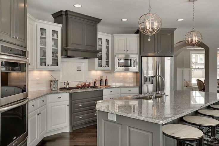 Granite in my new kitchen - Moon White