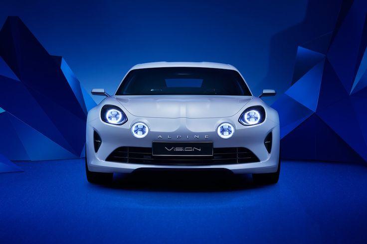 L'Alpine Vision officialisée, et déjà prête à marcher sur les plates-bandes de Porsche ? - http://www.leshommesmodernes.com/alpine-vision/
