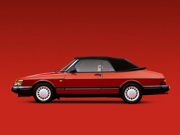 1987 Saab 900 Turbo ❣
