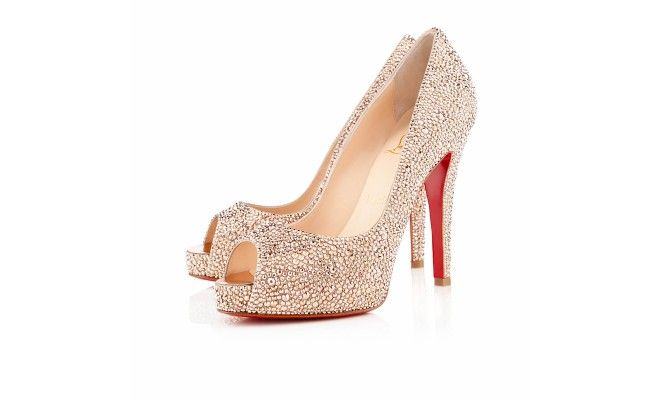 Very Riche 120mm Nude Strass OMG!!