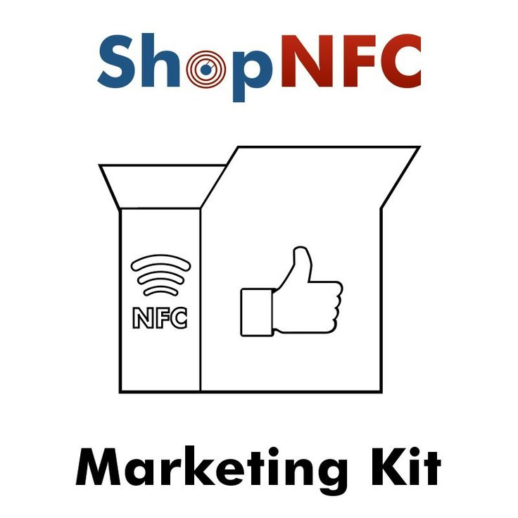 Special pack for Adv and marketing agencies, with NFC products customizable for campaigns.