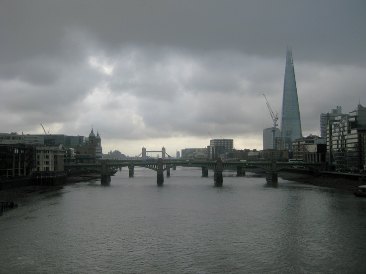 Millenium bridge view