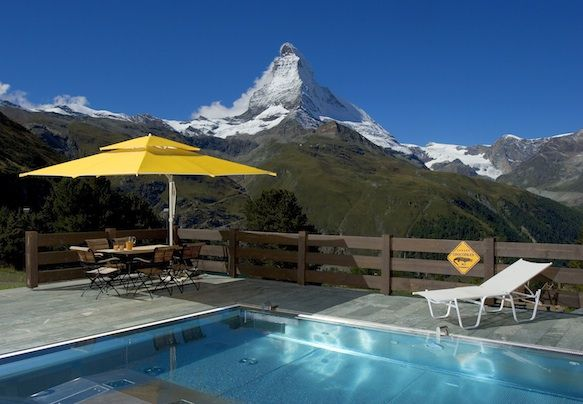 Railway Hotels: Riffelalp Resort, Zermatt, Switzerland