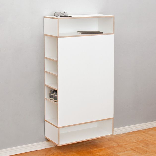 Schuhregal // shoe rack by Vanpey Möbel Berlin via DaWanda.com