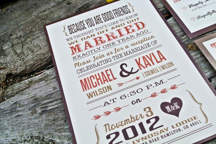 Reception Invitation Wording After Destination Wedding: 17 Best Images About Wedding Reception On Pinterest