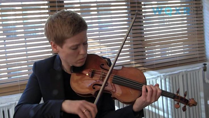 Isabelle Faust Plays Bach's Sonata No. 3 in C Major, BWV 1005, Largo