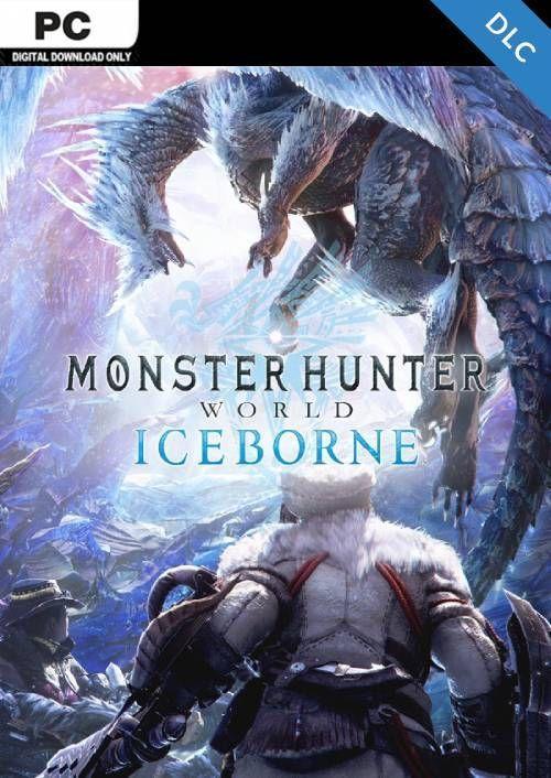 Monster Hunter World Iceborne Pc Digital Download 19 99 Frugal Gaming Monster Hunter World Monster Hunter Monster Hunter Series