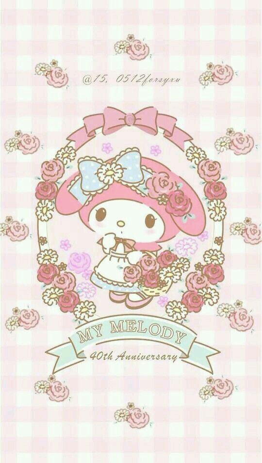 8 Best My Melody Images On Pinterest