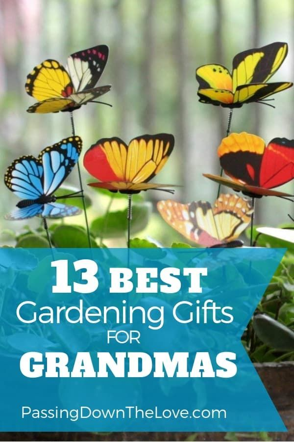 Best Gardening Gifts For Moms Or Grandma