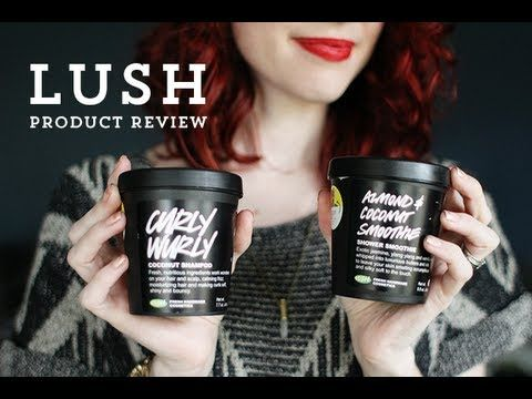 ▶ LUSH: Product Review | MAIEDAE -Love LUSH So Much! Use it on EVERYONE. Face product review stats at 16:00