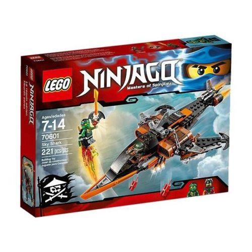 #Ninjago #Lego #70601 Sky Shark 2016