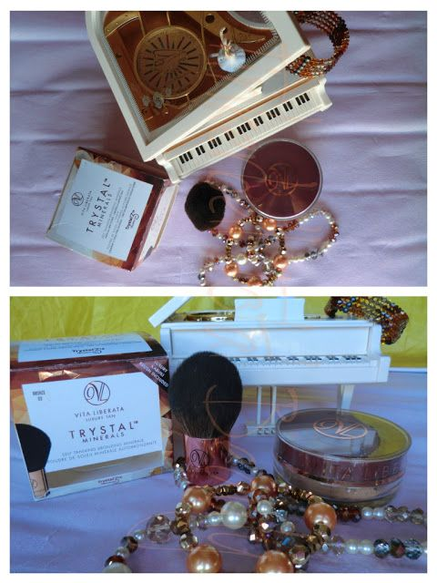 Tinkerbell Total Beauty......Il Blog di Trilly: Review Trystal Minerals by Vita Liberata (polvere ...