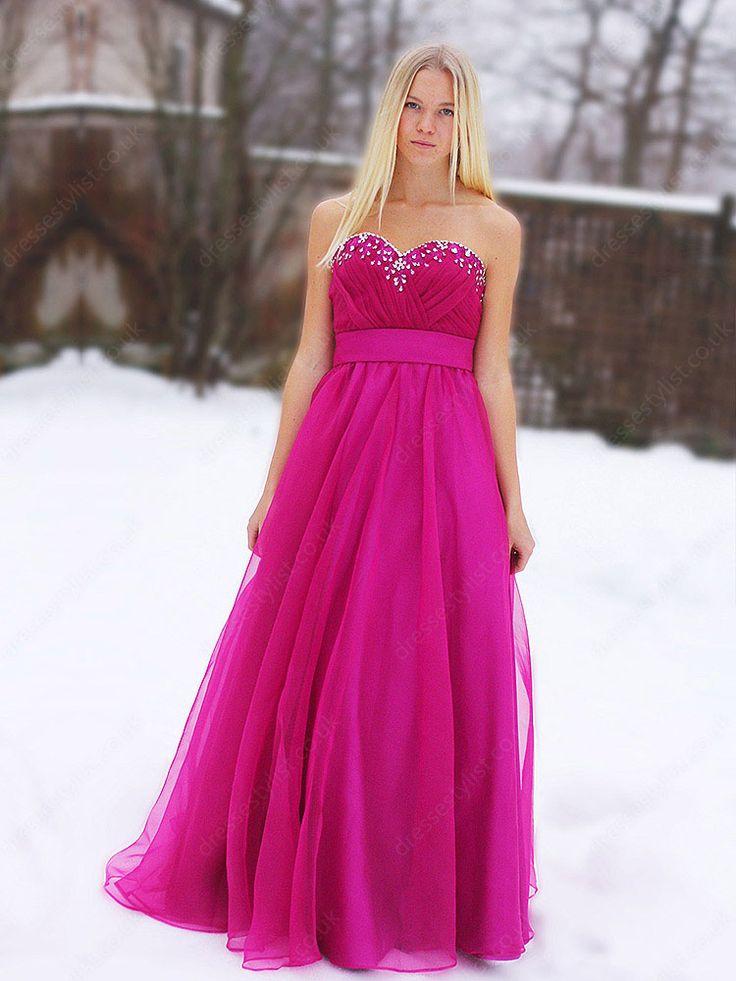 Mejores 97 imágenes de Prom dresses en Pinterest | Vestidos de noche ...