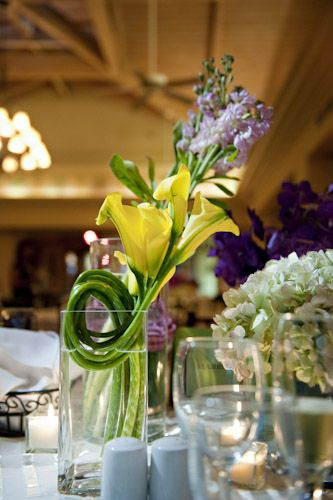 Green And Yellow Wedding | Find Vendors Real Weddings Photo Galleries Inspiration Boards Floral ...