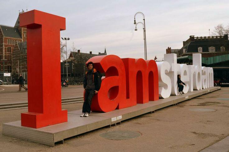 Amsterdam, Holanda - 2012
