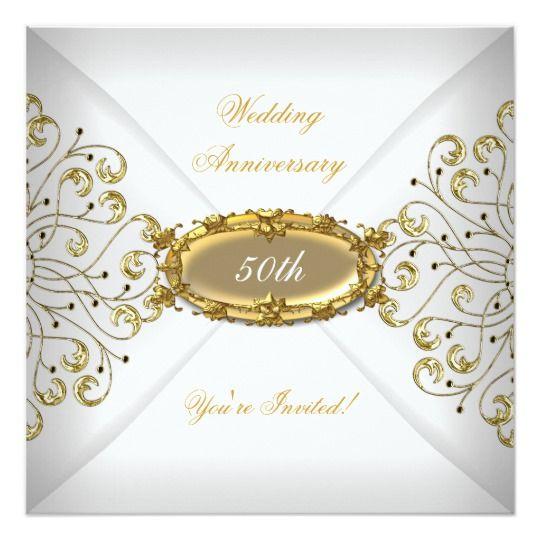 best 25 50th anniversary invitations ideas on pinterest