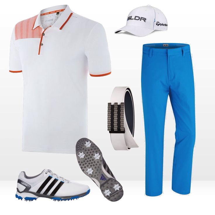 Back Nine Kollektion - Outfit No. 1 / adidas golfoutfit #bruttopunkt