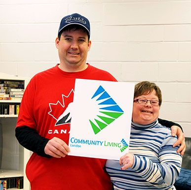Community Living London - Offers a variety of programs and Services for families and individuals with developmental delays in the London area (e.g. Day programs, employment supports)