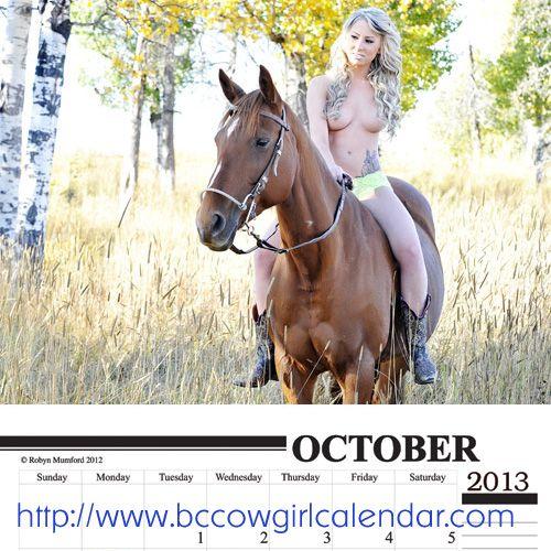 meet my horses 2014 calendar